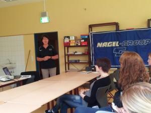 2. Praktikerteam - Firma Nagel.